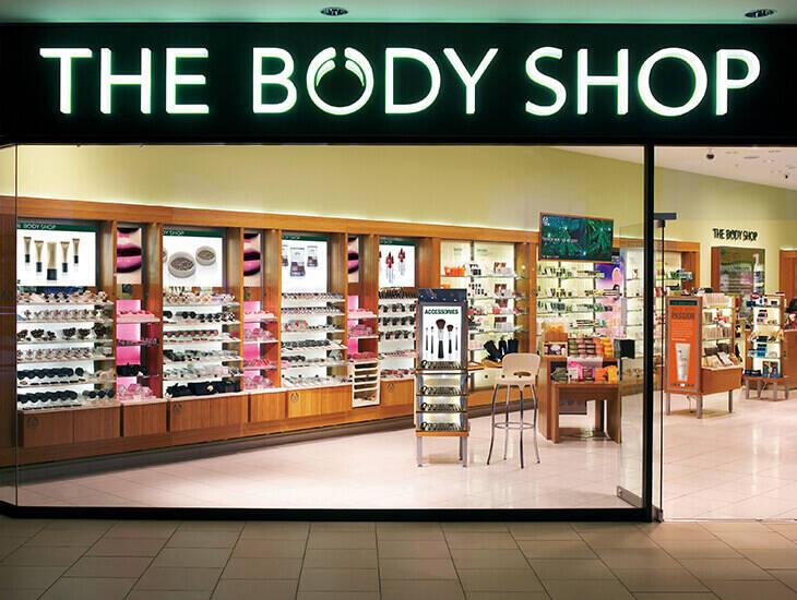 Магазин боди косметики
