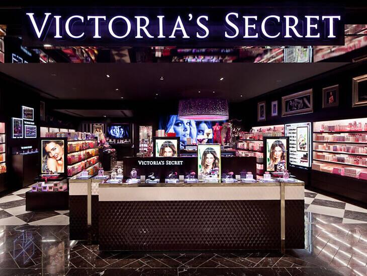 женское белье victoria secret магазины